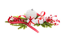 Christmas And New Year Ornaments
