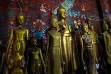 Laos - Luang Prabang - Wat Xie...
