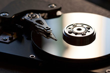 Detail Of Hard Disk And Writin...