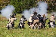 American Civil War Reenactment