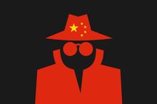 Chinese Spy Is Doing Espionage...