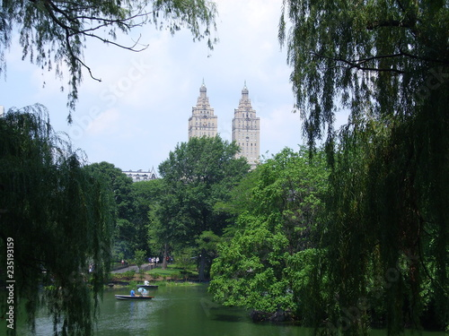 Tuinposter New York City Central Park in New York City, USA
