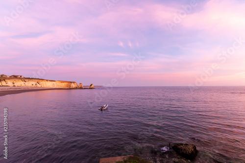 Fotografia Freshwater Bay Isle Of Wight England