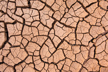 Cracked Earth, Cracked Soil. T...