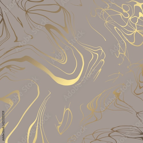 Fotografia Golden marble