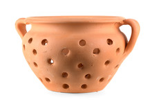 Ceramic Pot With Holes For Bak...