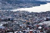 Fototapeta Do pokoju - Bergen