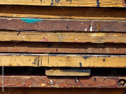 Fotografía  Abstract grunge wood paint texture background