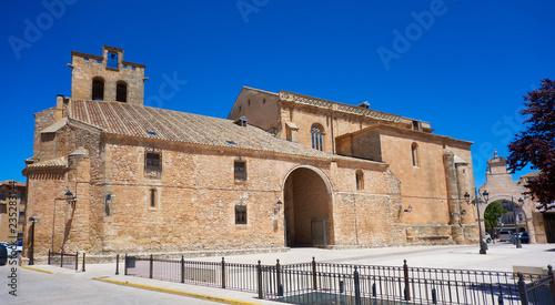 San Clemente village in Cuenca Spain