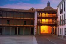 Tembleque In Toledo At Castile...