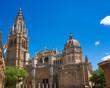 Toledo Cathedral in Castile La Mancha Spain