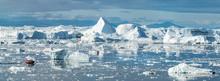 Glacier, Disko Bay