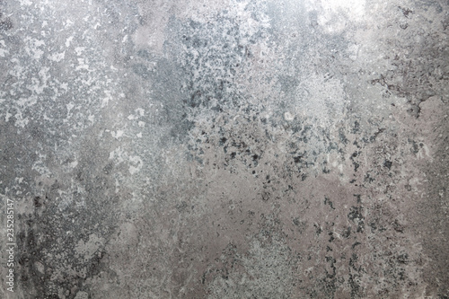 Design on cement and concrete texture for pattern and background. Copy space empty wall - 235285147