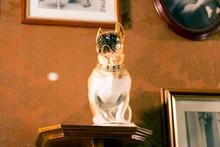 Antique Porcelain Figurine Of ...