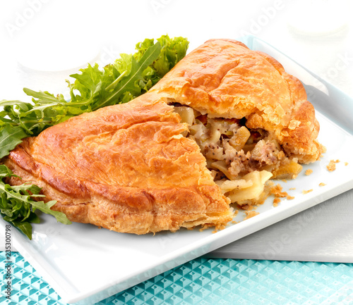 Fotomural CORNISH PASTY