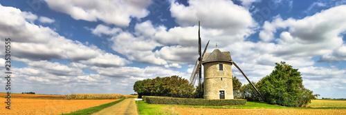 Fotografía  Moulin à vent d'Ozoir Le Breuil
