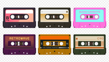 Vector Compact Audio Cassettes...