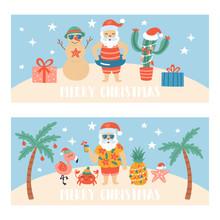 Christmas Holiday Cute Greeting Card Set