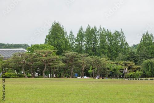 Photo  Seoul National Cemetery, Seoul, South Korea