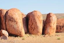 Devils Marbels KARLU KARLU Australie