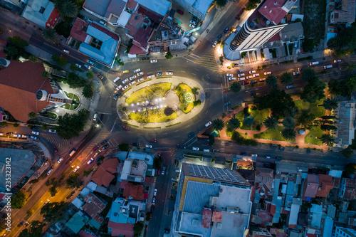 Fototapeta Urban Architecture in Cochabamba, Bolivia obraz na płótnie