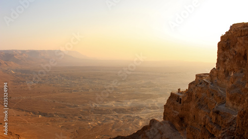 La pose en embrasure Algérie Desierto
