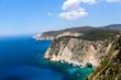 Zakynthos Greece. Keri Beach.