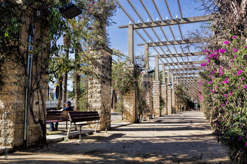 Barcelona, Parc de Joan Miro