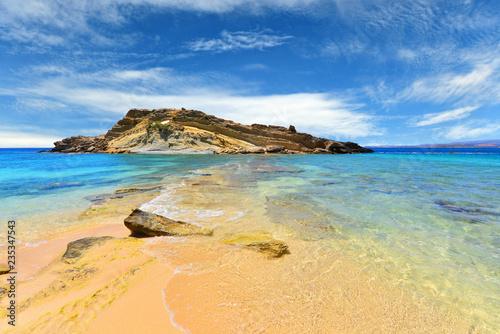 Fotografía  Mediterranean sea landscape