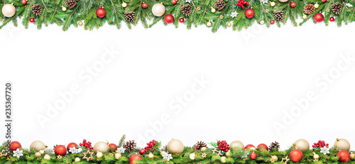 Carta da parati Christmas background concept.
