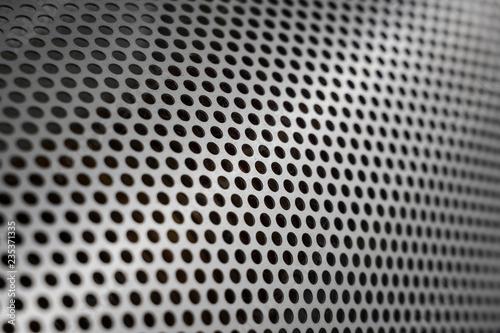 Valokuvatapetti perforated steel metall sheet