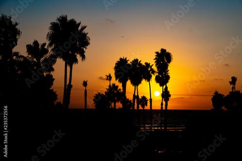 Photo California Sunset in Oceanside