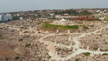 Aerial View Of The Ayia Napa I...