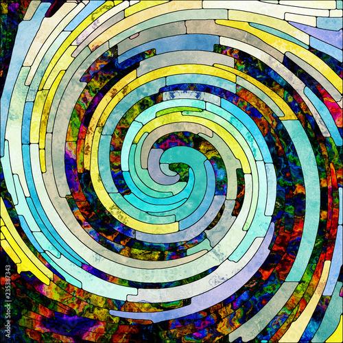Return of Spiral Color