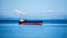 Puget Sound Near Seattle Washi...