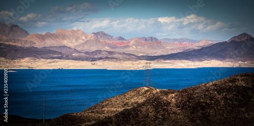 Photo scenes at lake mead nevada arizona stateline