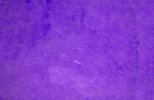 Close Up Of A Purple Coat, Fur Texture To Background .