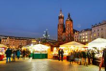 KRAKOW, POLAND - DECEMBER 01, ...