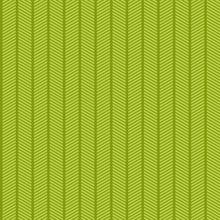 Green Background Tweed Herring...