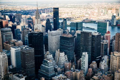 Blick über New York 3