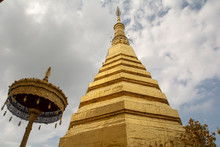 Wat Phra That Cho Hae (the Royal Temple) , Thailand