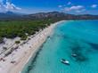 Strand von Saleccia, einer der schönsten Strände der Insel Korsika