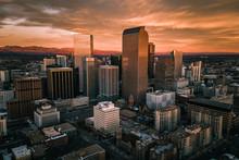Aerial Drone Photo - Sunrise O...