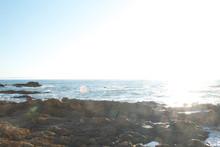 Ocean Coast Bright Exposure Le...