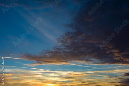 Fototapety, obrazy: just sky