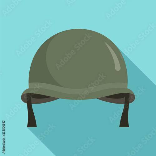 Fotografía  Combat helmet icon
