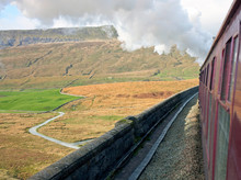 View From A Heritage Steam Tra...