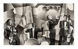 Zespół jazzowy w Paryżu - 235507303