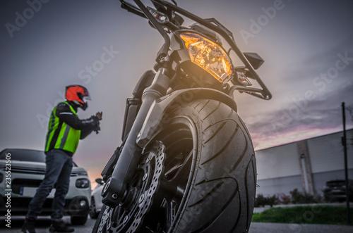 moto/ moto école