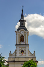 Church In Medias, Romania